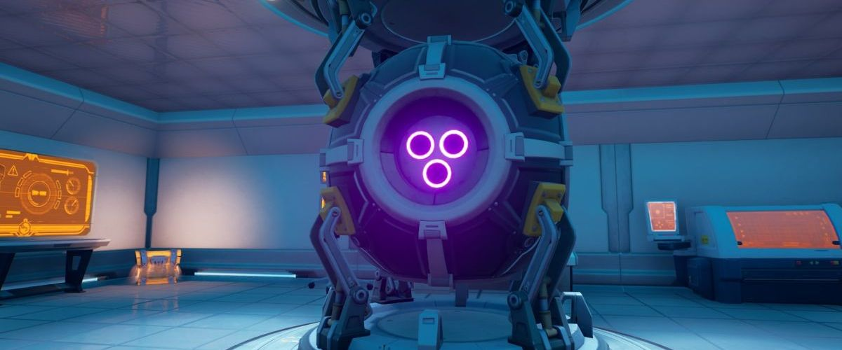 Fortnite: How to collect 3 alien devices, then activate the Countermeasure device