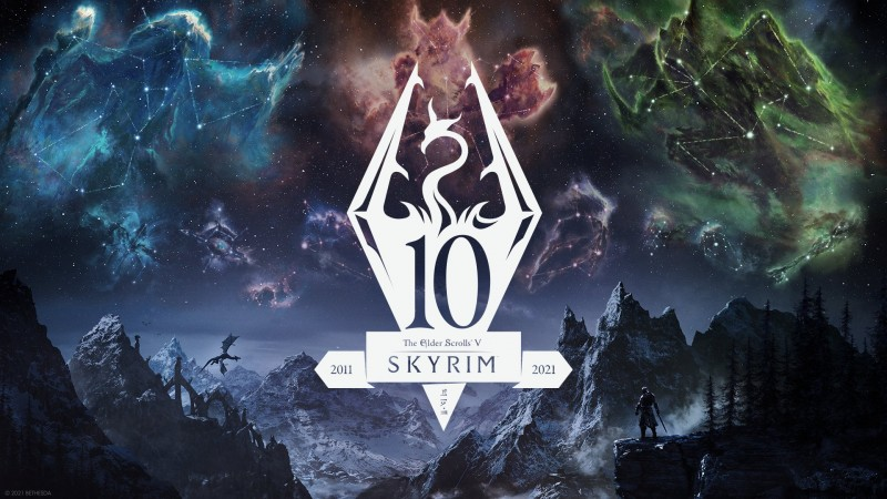 Good News, Skyrim Is Re-Releasing For The Millionth Time With Skyrim Anniversary Edition