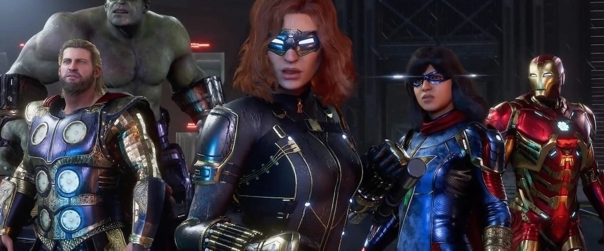 Marvel's Avengers' free weekend sees thousands of players get involved on PC • Eurogamer.net