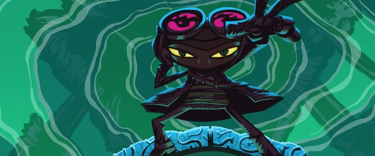 Psychonauts 2 review - a feast for the wandering mind • Eurogamer.net