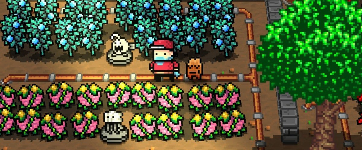 Monster Harvest Review (Switch)   Nintendo Life