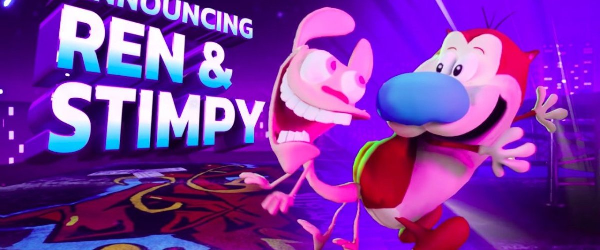 Ren & Stimpy Join the Roster of Nickelodeon All-Star Brawl on PS5, PS4