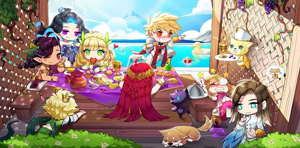 Olympus: Idle Legends is a tactical RPG that's now available for Android and iOS | Articles