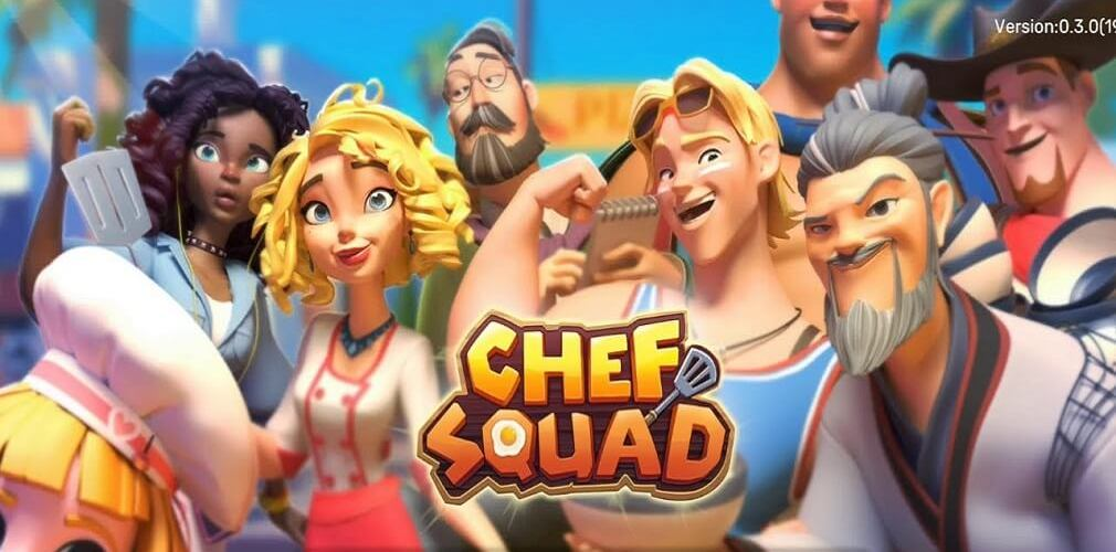 Chef Squad is a cooking simulation game that is out now for Android in the US   Articles