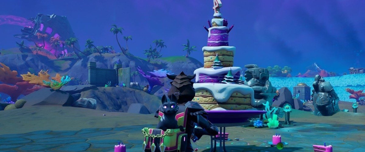 Birthday Cake locations: Where to dance in front of cakes and consume Birthday Cakes explained • Eurogamer.net