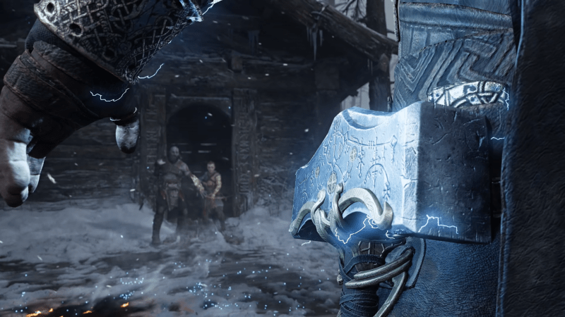 God Of War: Ragnarok's Director Speaks With Us About This Game's Version Of Thor