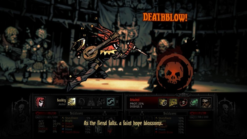 PVP Is Coming To Darkest Dungeon