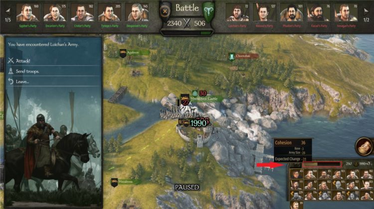 Mount & Blade Ii Bannerlord Mount And Blade Ii Bannerlord Battlefield Tactics, Sieges, Armies, Unit Formations, Engineering Skill Army Cohesion