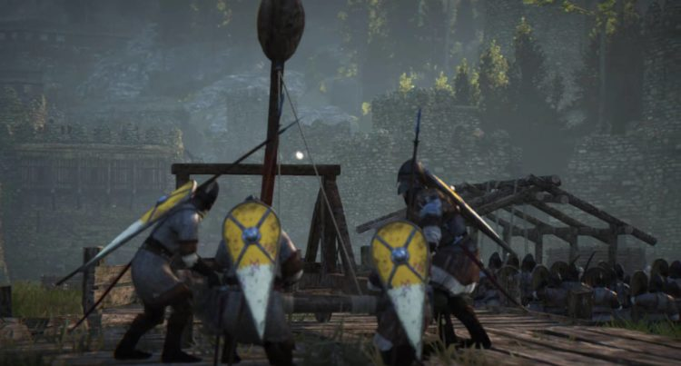 Mount & Blade Ii Bannerlord Mount And Blade Ii Bannerlord Battlefield Tactics, Sieges, Armies, Unit Formations, Engineering Skill Siege Weapon