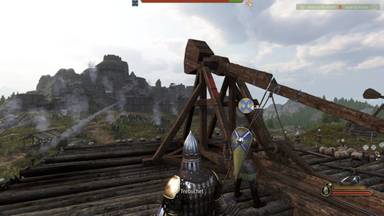 Mount & Blade Ii Bannerlord Mount And Blade Ii Bannerlord Battlefield Tactics, Sieges, Armies, Unit Formations, Engineering Skill Trebuchet