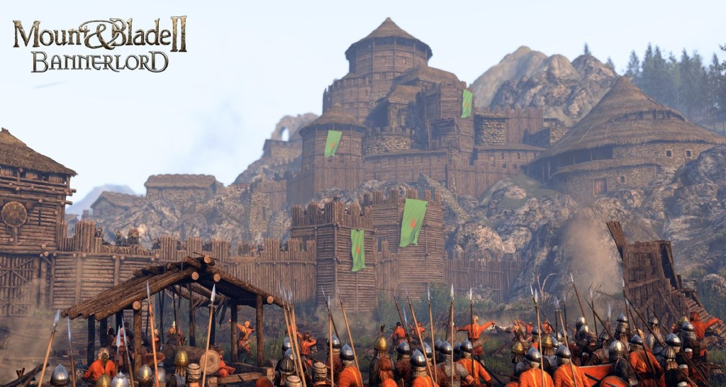 Mount & Blade II: Bannerlord - Siege warfare and the Engineering skill