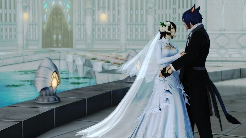 Meet the Final Fantasy 14 players who marry in the game