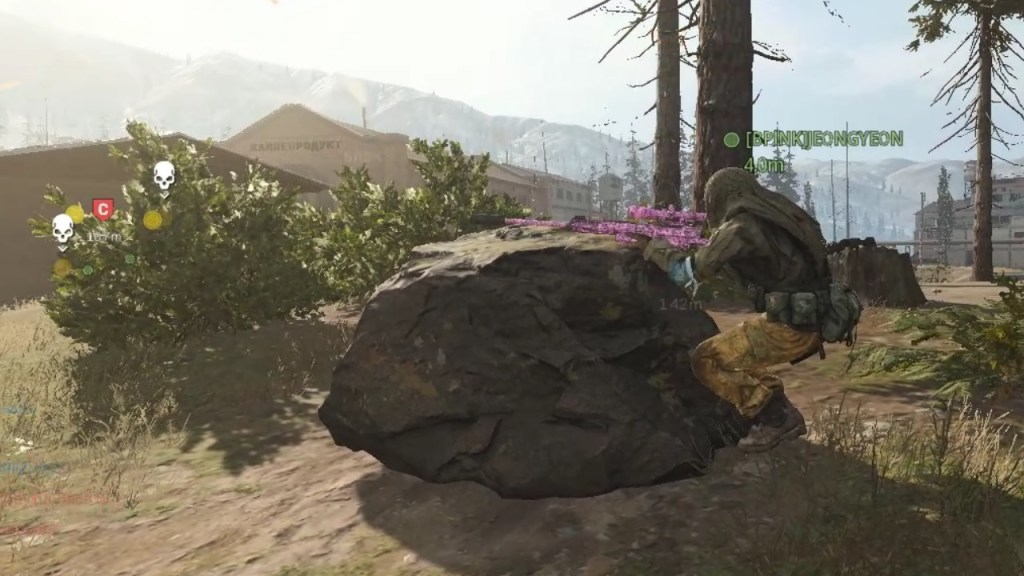 Warzone – How to mount your weapon and hit shots more consistently