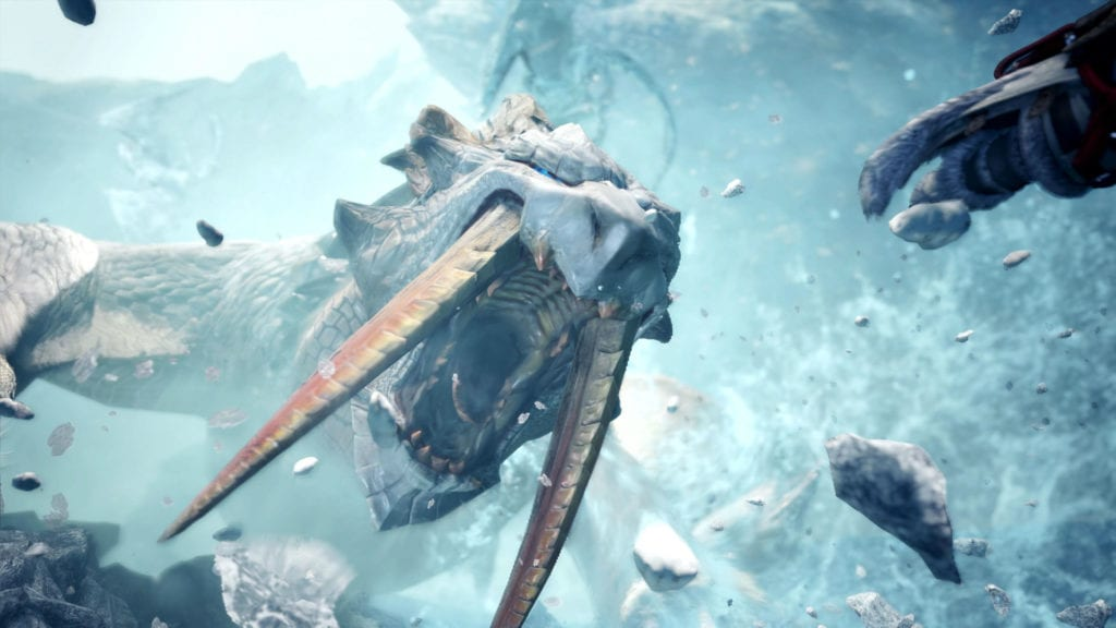 Monster Hunter World's first simultaneous update adds 2 bosses