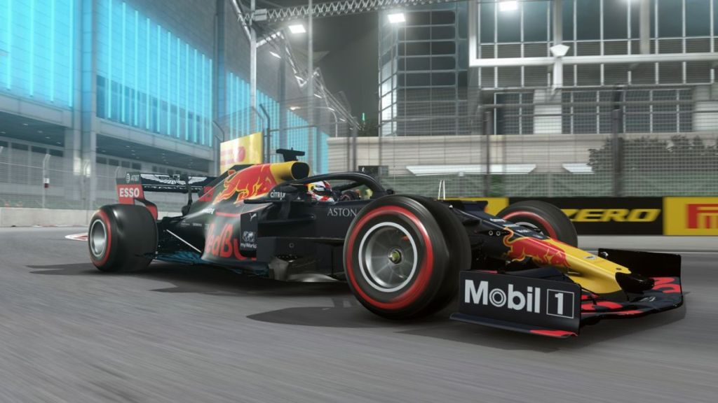 F1 2020 will be releasing this July with a new team management mode