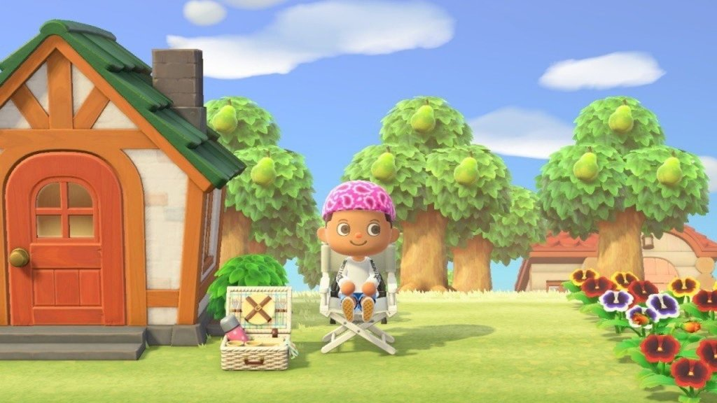 "Random: Reggie Tells Fans He Would ""Never"" Time Travel In Animal Crossing"
