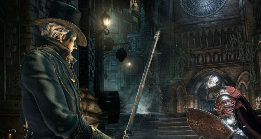 Play Dark Souls 3 as a Bloodborne Hunter with this mod