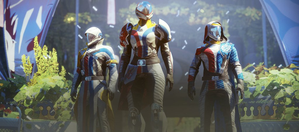 Destiny 2's Guardian Games event rewards have been announced