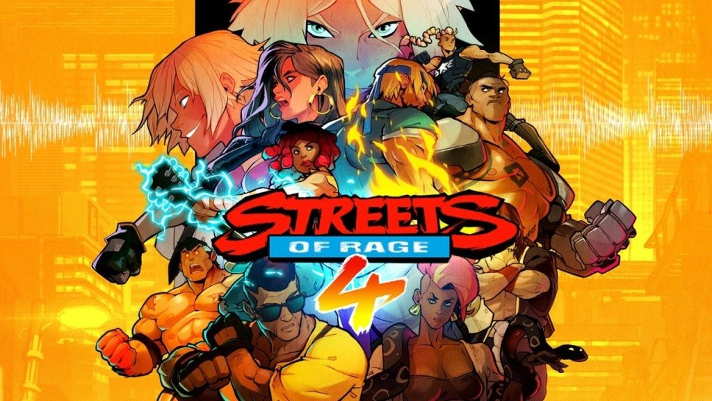 Streets Of Rage 4 Appears To Be Getting A Day-One Update