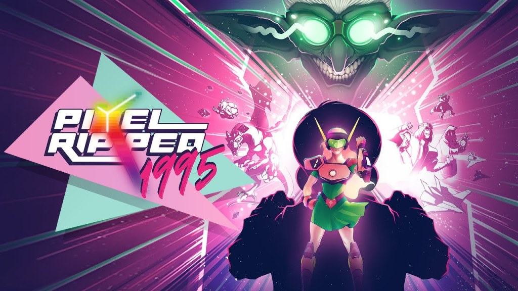 VR ode to mid-90s gaming culture, Pixel Ripped 1995 is out today