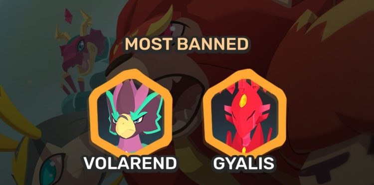 Temtem Ranked Matchmaking Most Picked And Banned