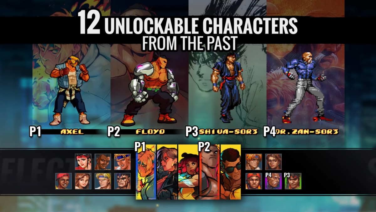 Brawl With Classic Characters & Tunes As Streets Of Rage 4 Turns Back The Clock (2)