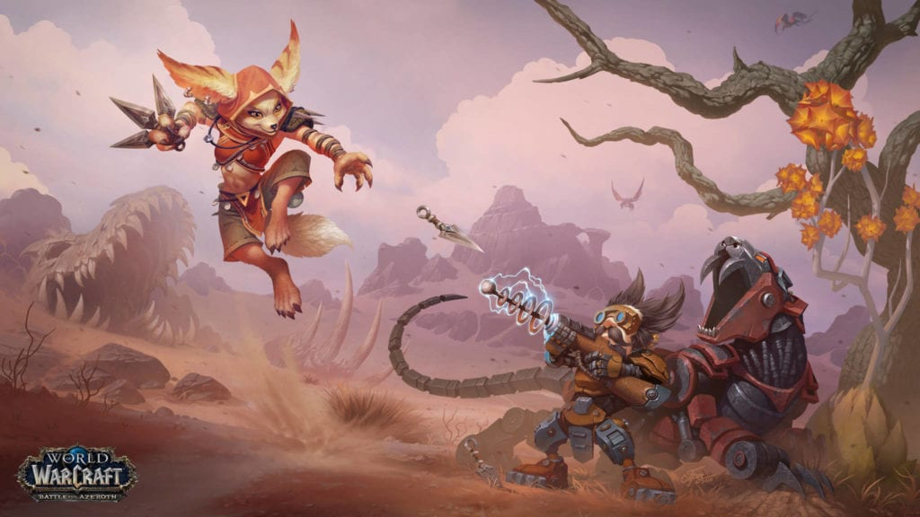 Low-population World of Warcraft realms are getting merged soon -