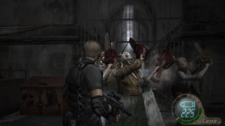 Resident Evil 4 Mods Impossible Save Game