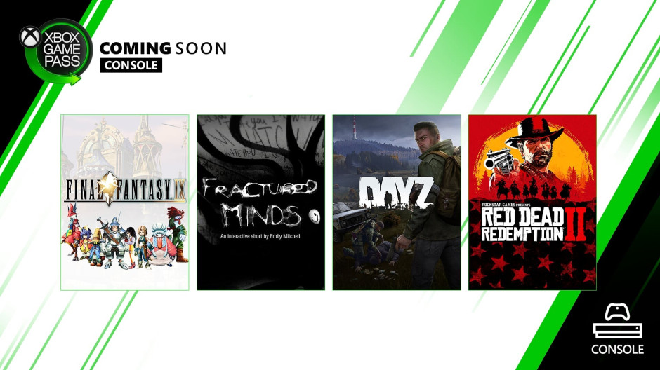 Xbox Game Pass - Console Coming Soon