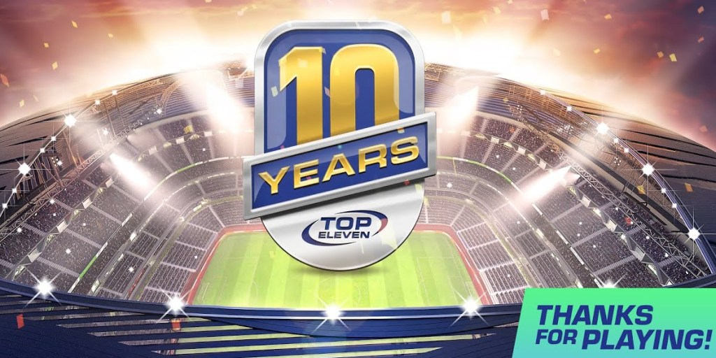 Top Eleven 10th anniversary interview: From humble beginnings to mobile gaming