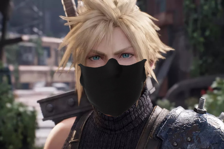 How to obtain Square Enix's free face mask when you spend $100