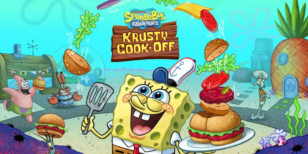 SpongeBob: Krusty Cook-Off launches today for iOS & Android after amassing over 15 million pre-registrations