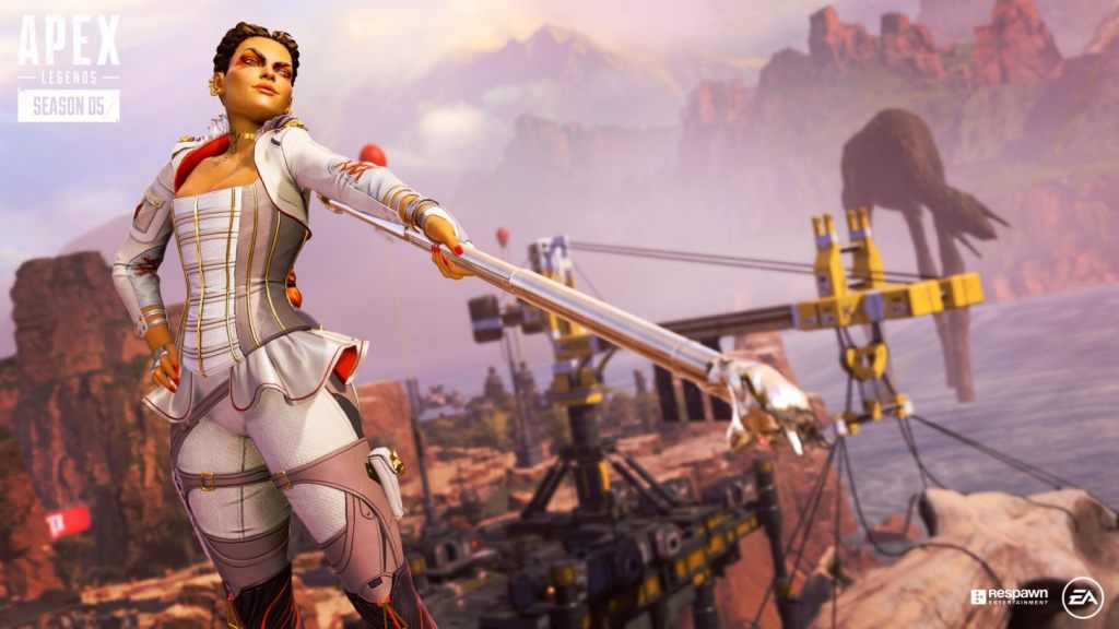 Loba struts into Apex Legends with style and thieving abilities