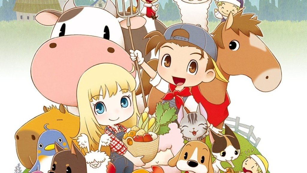 Story Of Seasons: Friends Of Mineral Town Launches In North America On 14th July