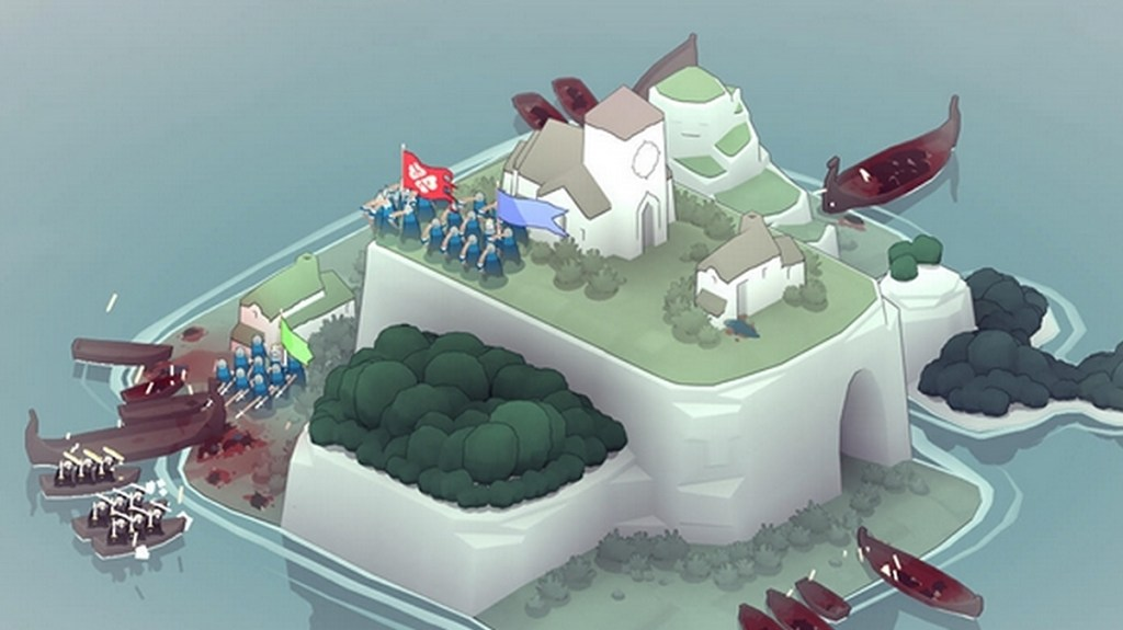 Bad North is even better when bad luck enters the fray • Eurogamer.net