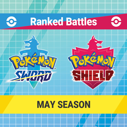 Battle with Your Strongest Pokémon Team in the Ranked Battles May Season