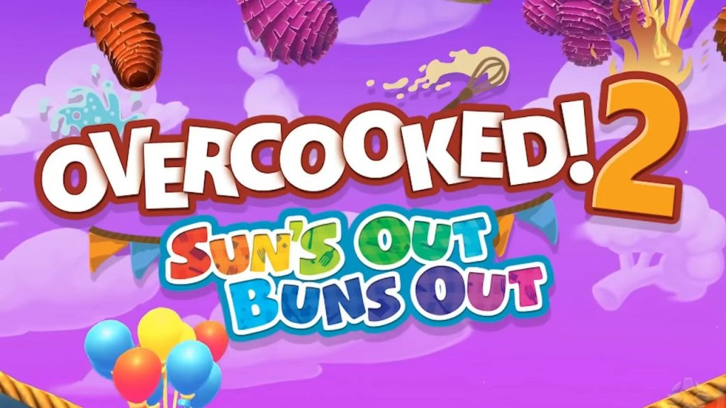 Get Saucey In Overcooked 2's New Free DLC Pack - Sun's Out Buns Out