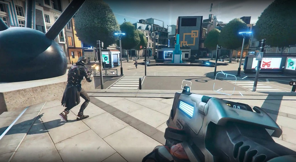 Hyper Scape is reportedly a new battle royale FPS from Ubisoft