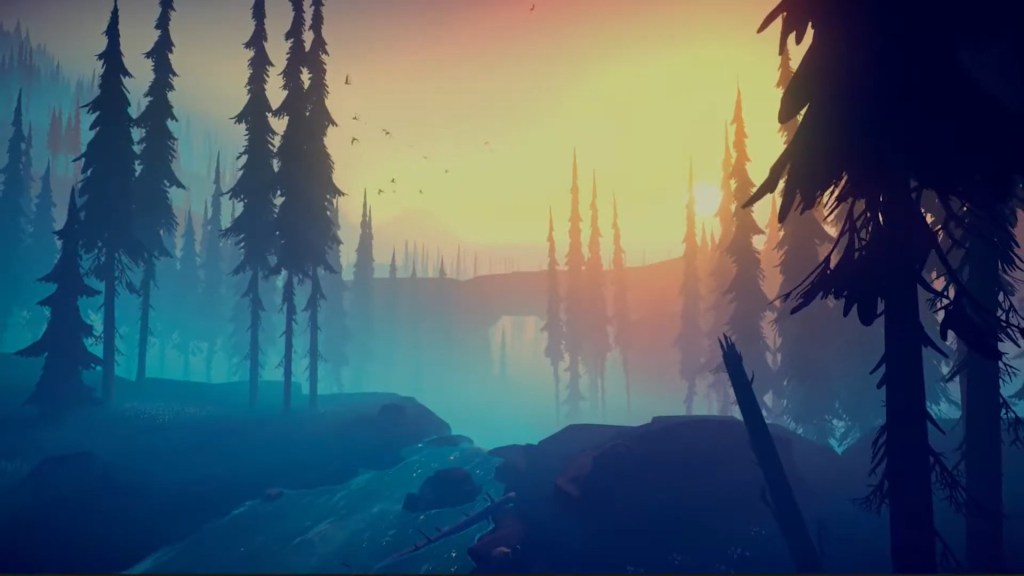 Among Trees is still gorgeous in new trailer, out now in Early Access