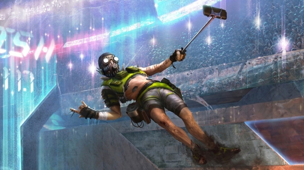 Apex Legends soft launches on mobile later this year • Eurogamer.net