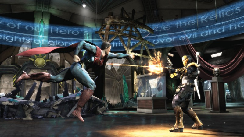 Injustice: Gods Among Us Is Free This Weekend