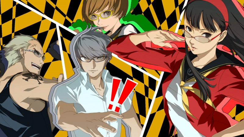 Persona 4 Golden Leaps From Vita To Steam And Is Available Now