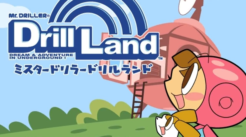 Mr. Driller Drill Land review