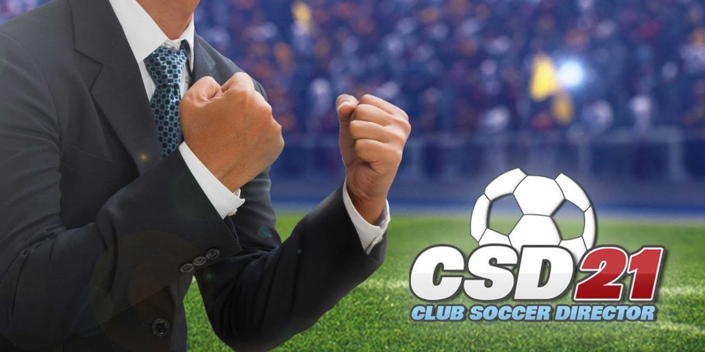 Club Soccer Director 2021 will kick off its new season for iOS and Android on August 6th
