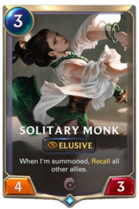 Solitary Monk updated