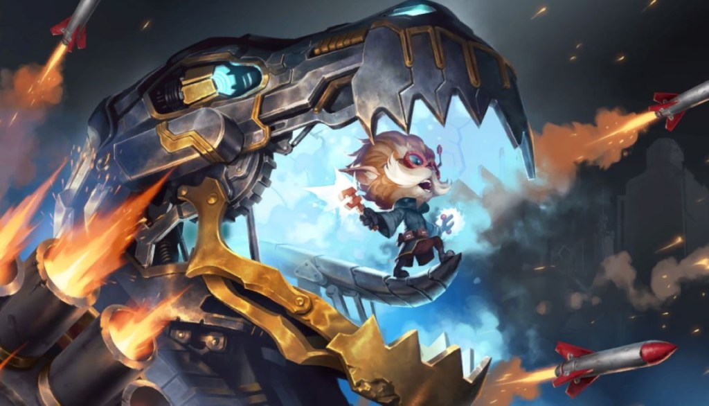 Legends of Runeterra Patch 1.5 update and the debut of Labs