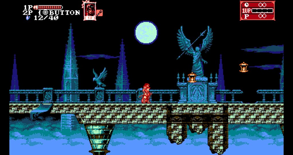 Bloodstained: Curse of the Moon 2 review - 8-bit is enough