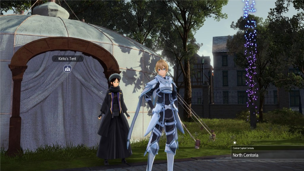 Sword Art Online: Alicization Lycoris - How to customize Kirito and your characters