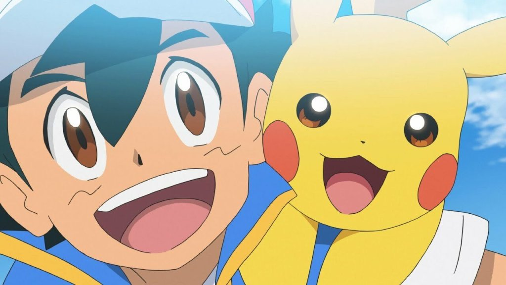 You Can Now Watch Episode One Of Pokémon Journeys On YouTube And Pokémon TV