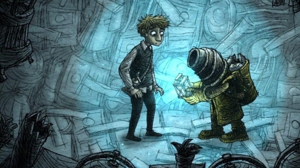 Creaks review - great puzzles in an eerie underworld of living objects • Eurogamer.net